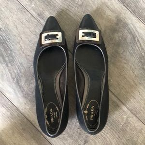 Prada flats SHIPPING NOT INCLUDED